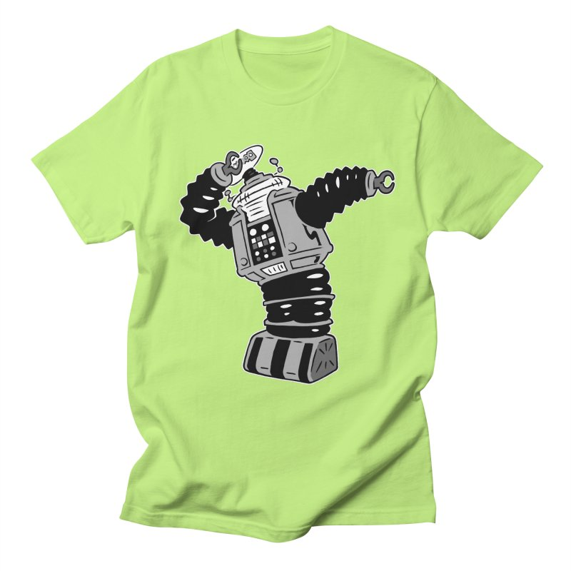 DAB Robot Men's T-shirt by Frankenstein's Artist Shop