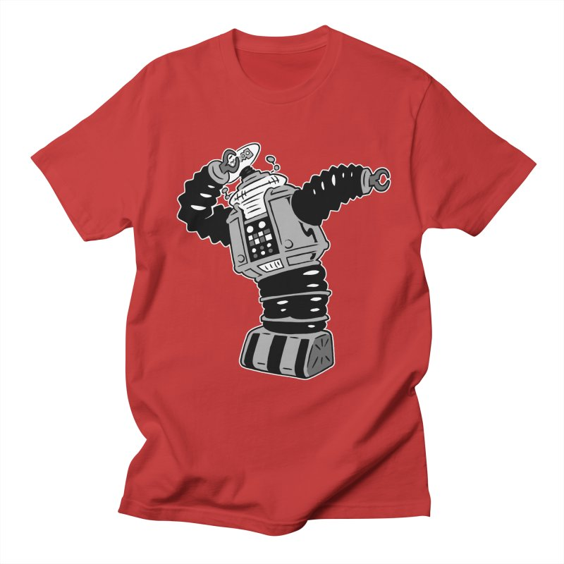 DAB Robot Women's Unisex T-Shirt by Frankenstein's Artist Shop