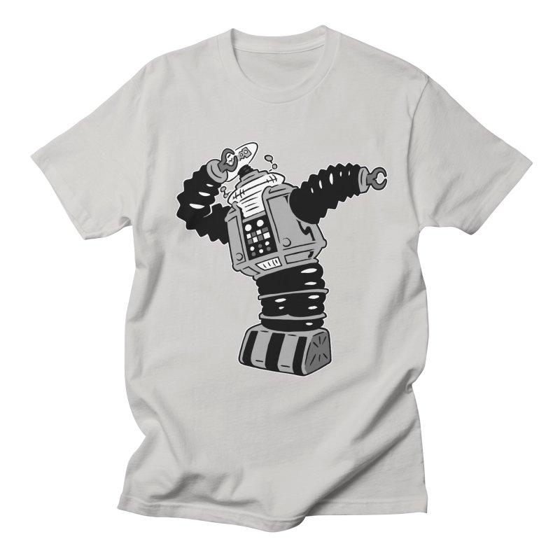 DAB Robot Men's T-Shirt by Frankenstein's Artist Shop