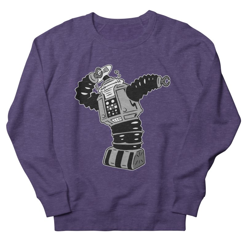 DAB Robot Men's Sweatshirt by Frankenstein's Artist Shop