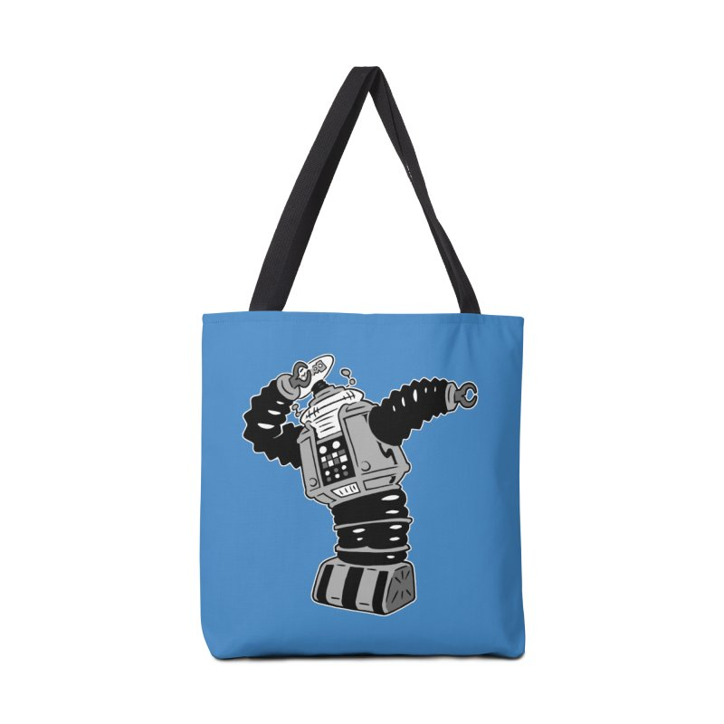DAB Robot Accessories Bag by Frankenstein's Artist Shop