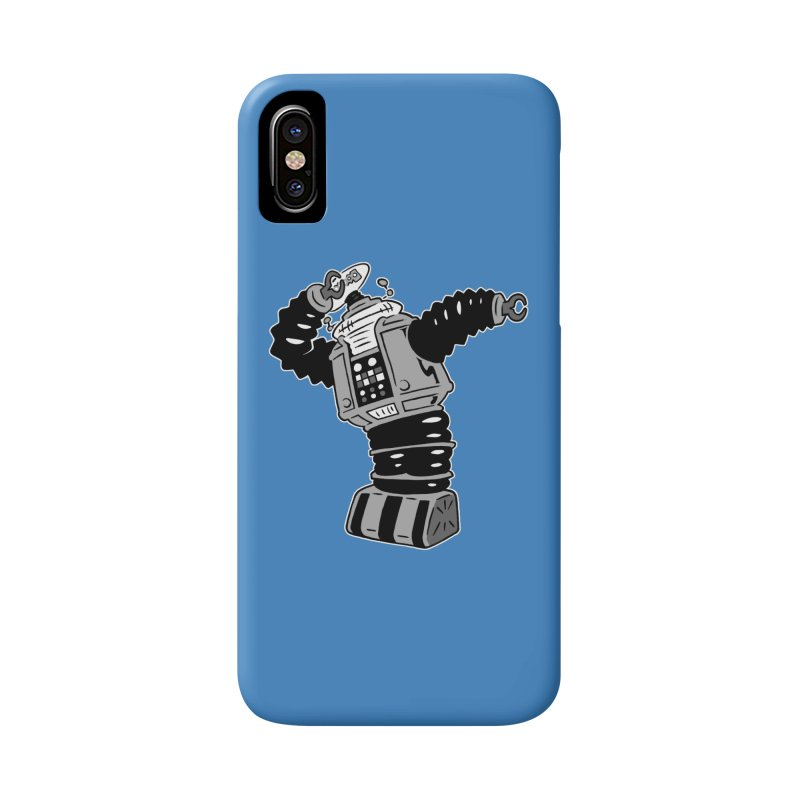 DAB Robot Accessories Phone Case by Frankenstein's Artist Shop