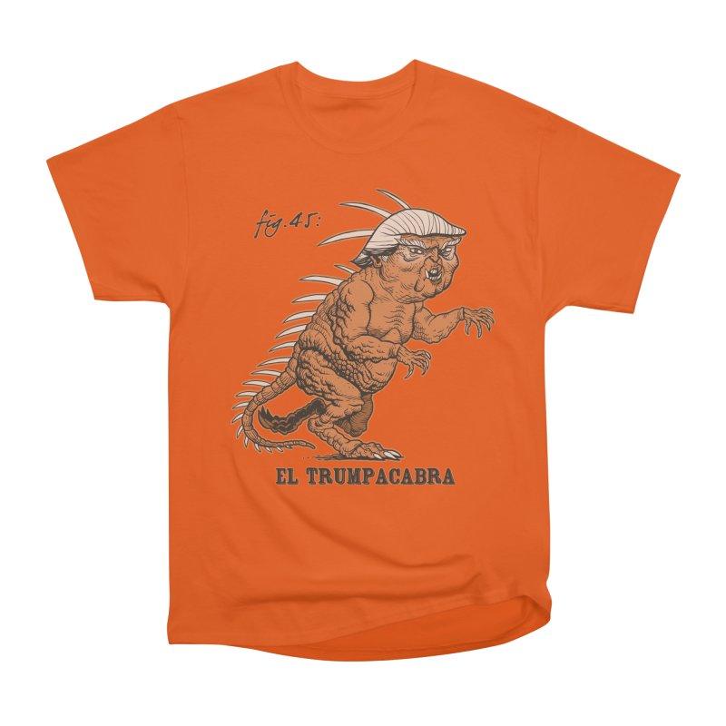 El Trumpacabra Men's Classic T-Shirt by Frankenstein's Artist Shop
