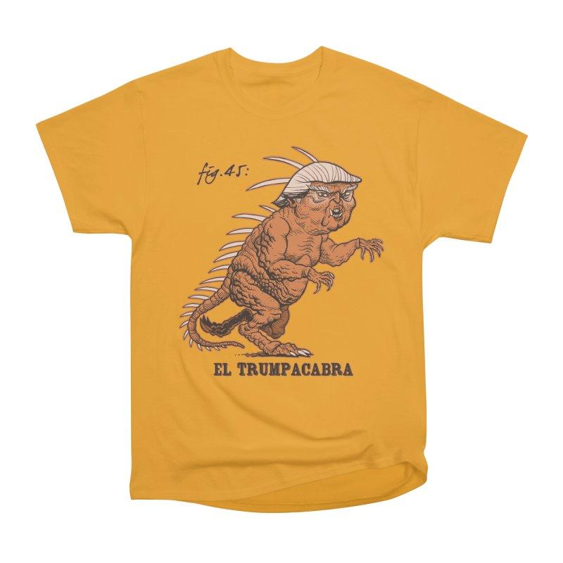 El Trumpacabra Women's Classic Unisex T-Shirt by Frankenstein's Artist Shop
