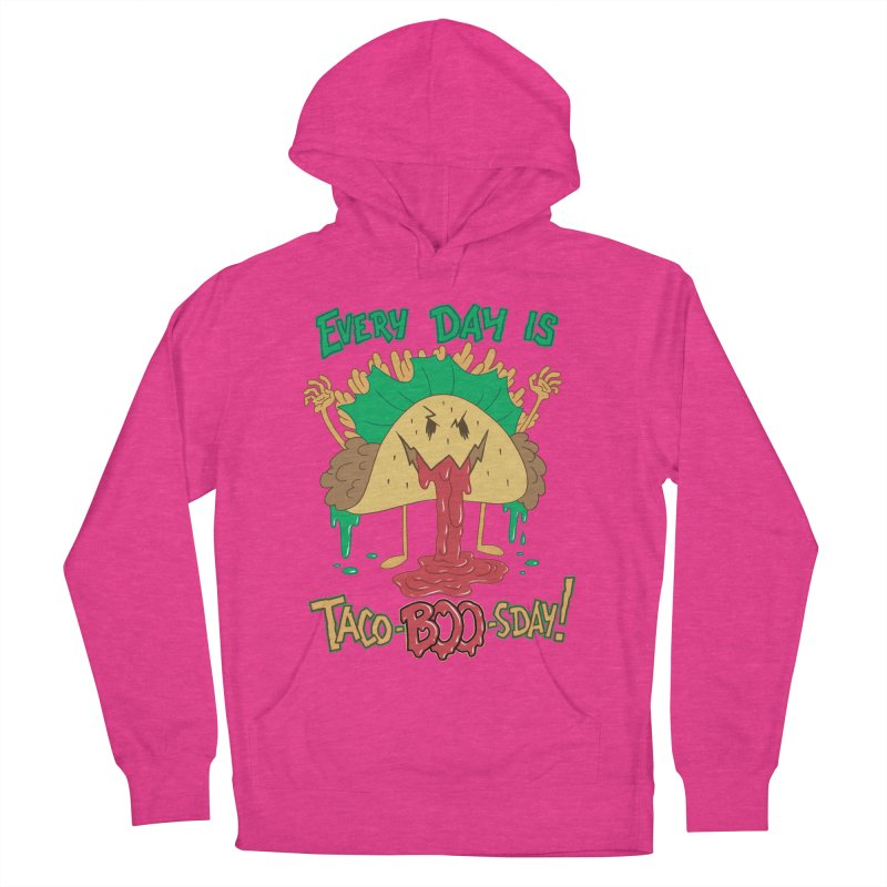 Every Day is Taco-BOO-sday! Men's Pullover Hoody by Frankenstein's Artist Shop