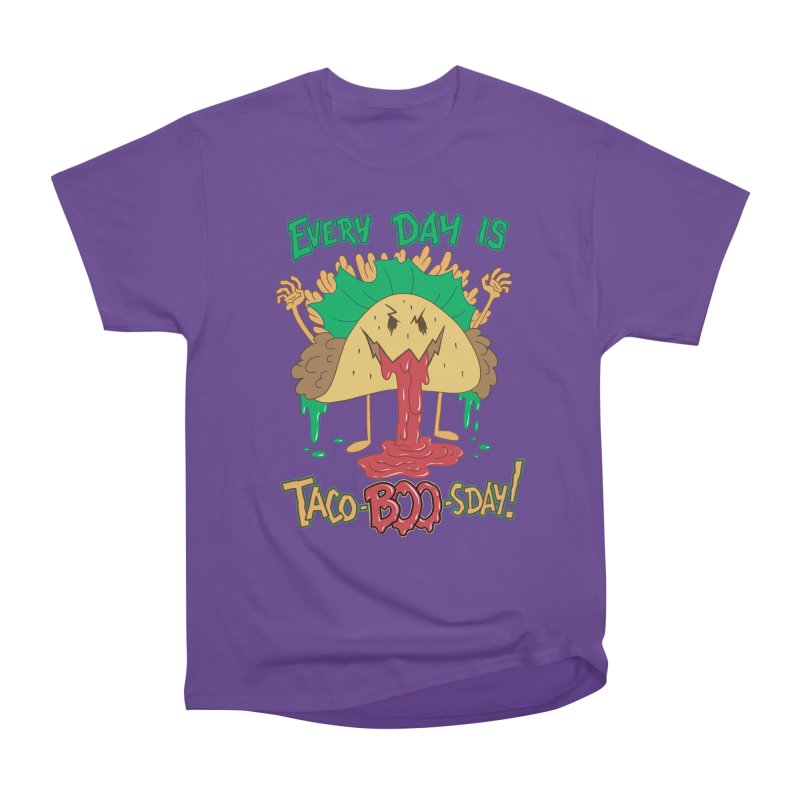 Every Day is Taco-BOO-sday! Men's Classic T-Shirt by Frankenstein's Artist Shop