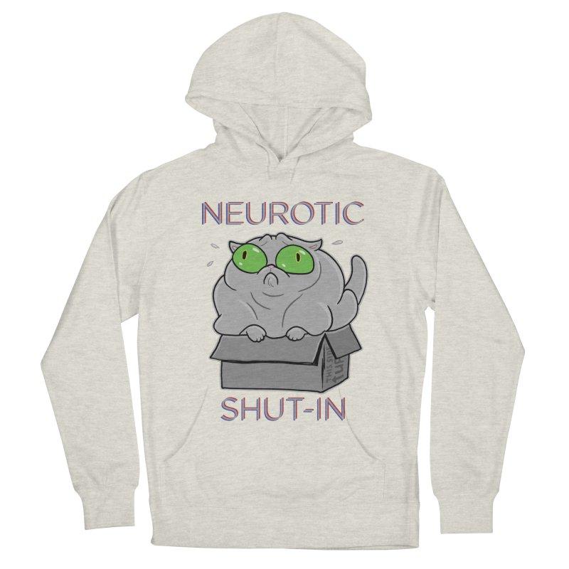 Neurotic Shut-In Women's Pullover Hoody by Frankenstein's Artist Shop