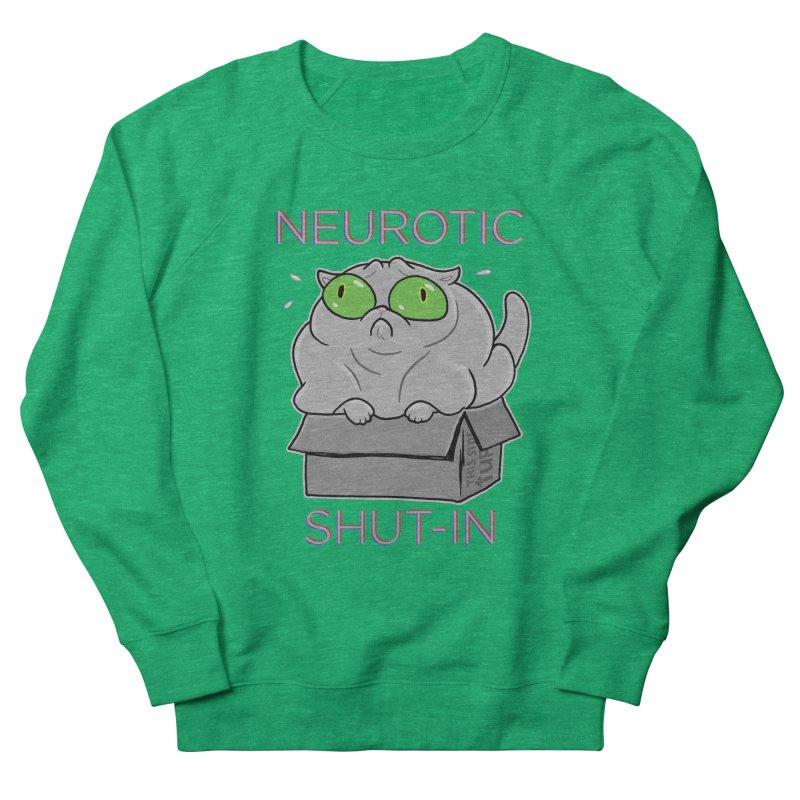 Neurotic Shut-In Women's Sweatshirt by Frankenstein's Artist Shop