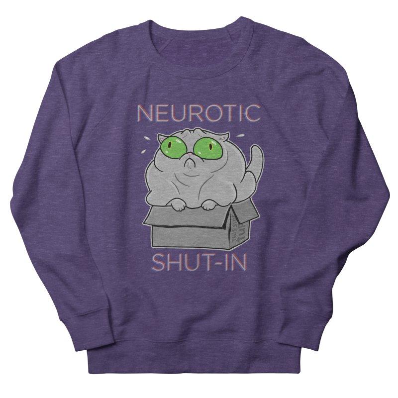 Neurotic Shut-In Men's Sweatshirt by Frankenstein's Artist Shop