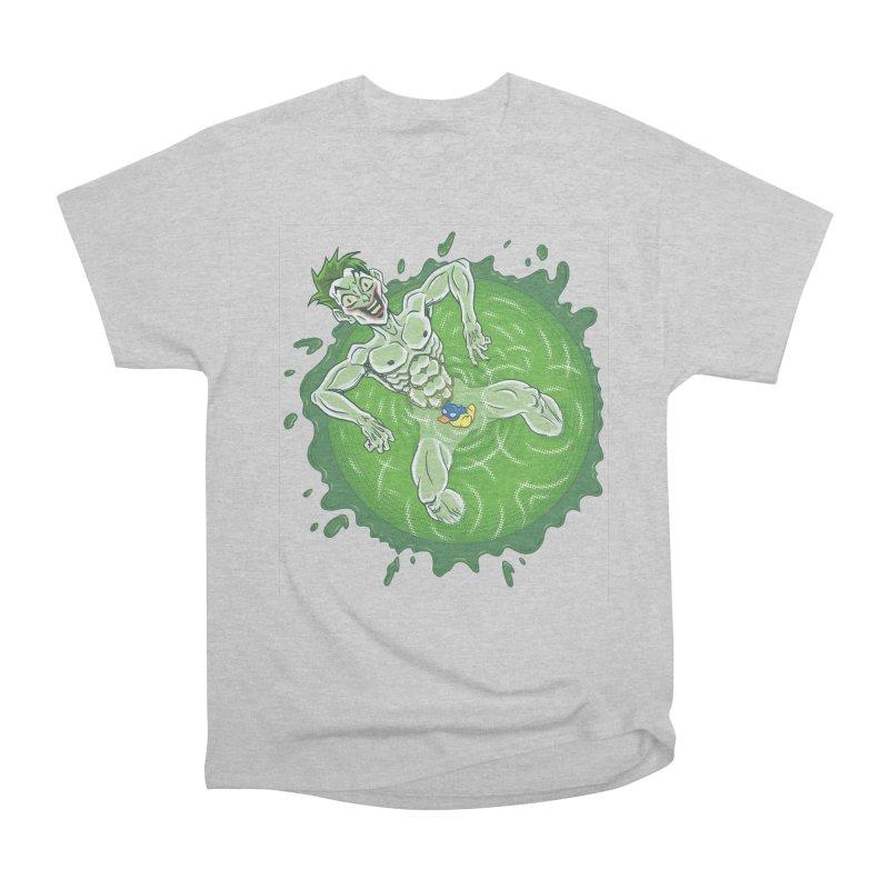 Acid Bath Men's Heavyweight T-Shirt by Frankenstein's Artist Shop