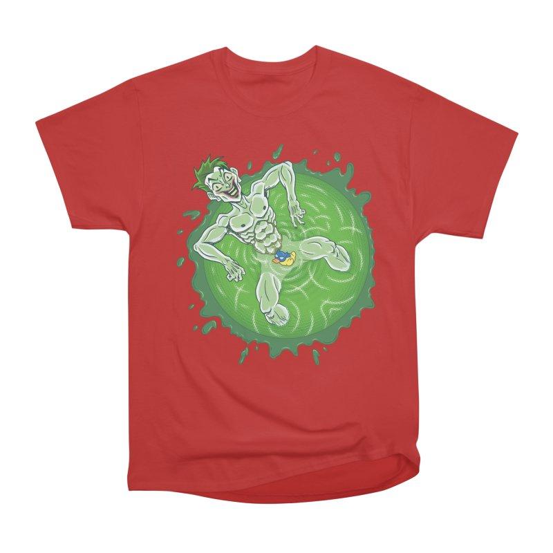 Acid Bath Women's Heavyweight Unisex T-Shirt by Frankenstein's Artist Shop