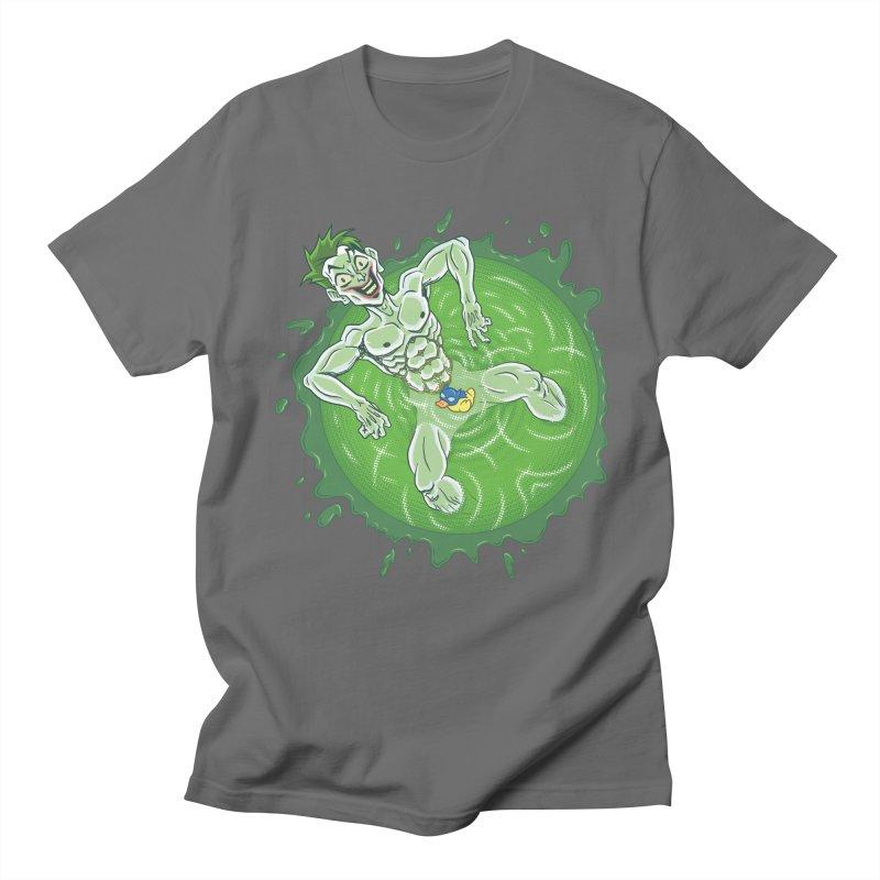 Acid Bath Men's Regular T-Shirt by Frankenstein's Artist Shop