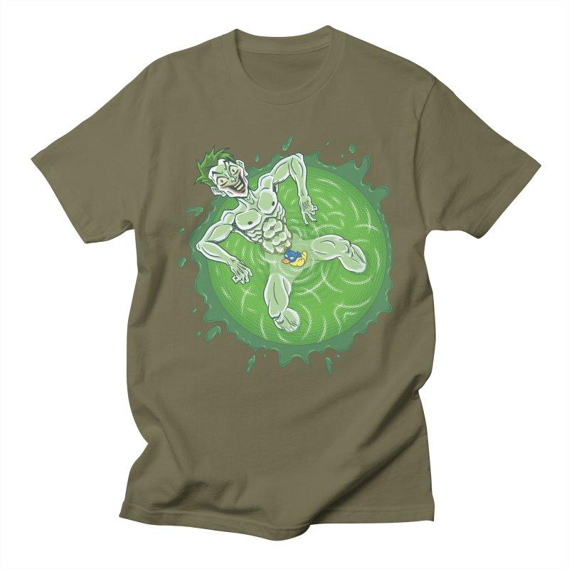 Acid Bath Women's Regular Unisex T-Shirt by Frankenstein's Artist Shop