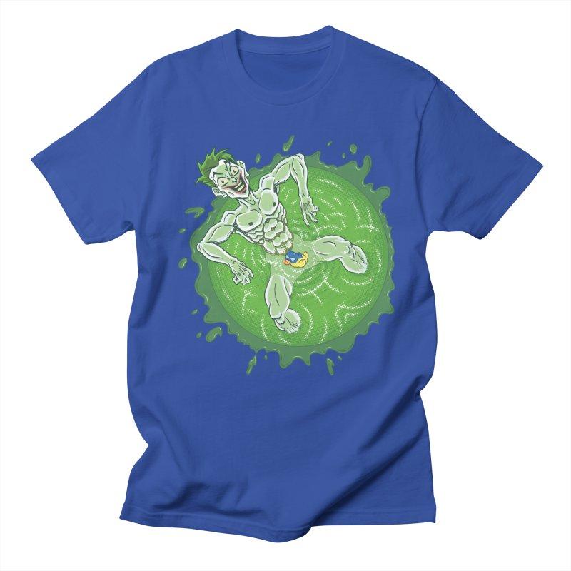 Acid Bath Men's T-Shirt by Frankenstein's Artist Shop
