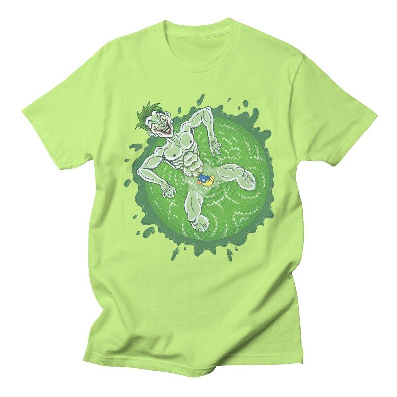 Acid Bath Women's Unisex T-Shirt by Frankenstein's Artist Shop