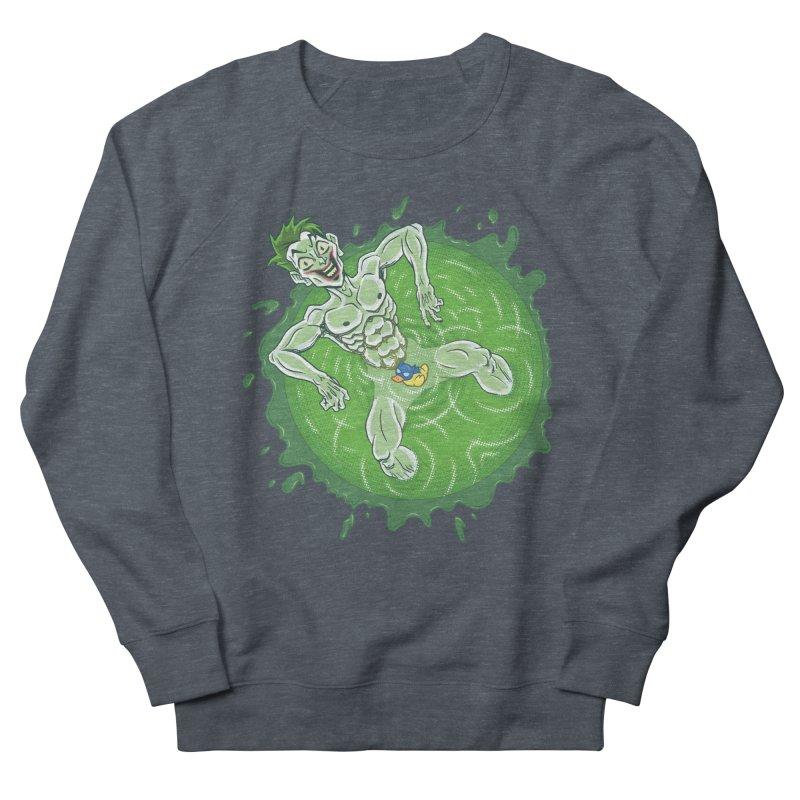Acid Bath Women's French Terry Sweatshirt by Frankenstein's Artist Shop