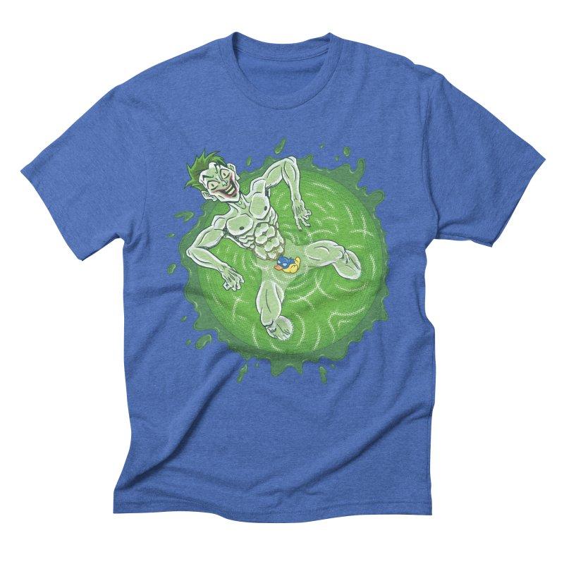 Acid Bath Men's Triblend T-Shirt by Frankenstein's Artist Shop