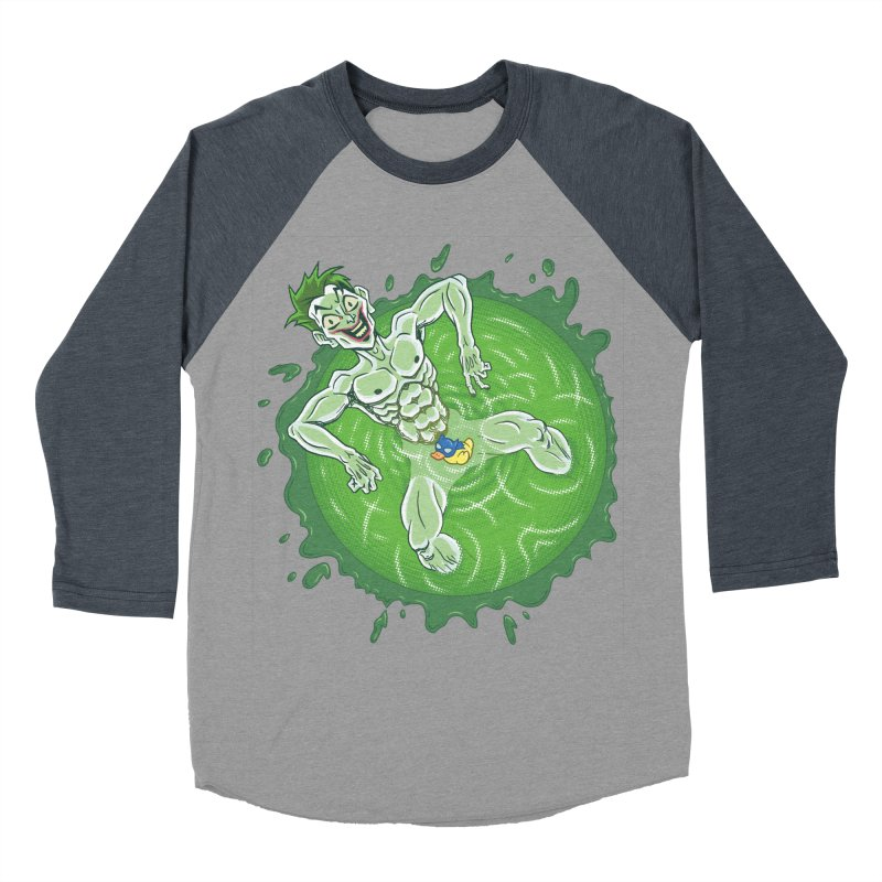 Acid Bath Women's Baseball Triblend Longsleeve T-Shirt by Frankenstein's Artist Shop