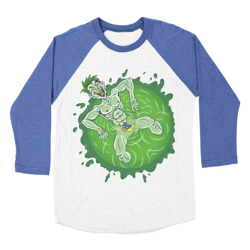 Acid Bath Men's Baseball Triblend Longsleeve T-Shirt by Frankenstein's Artist Shop