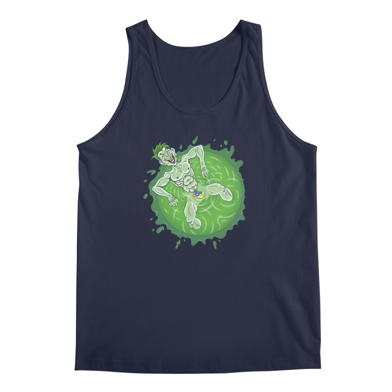 Acid Bath Men's Regular Tank by Frankenstein's Artist Shop
