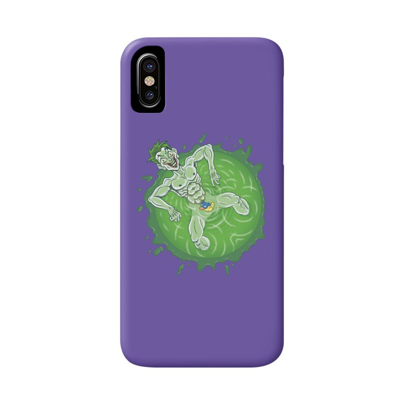 Acid Bath Accessories Phone Case by Frankenstein's Artist Shop