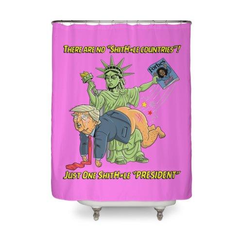 Shop Frankenstein On Threadless Home Shower Curtain