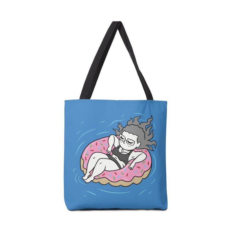 Donut Disturb! Accessories Bag by Frankenstein's Artist Shop