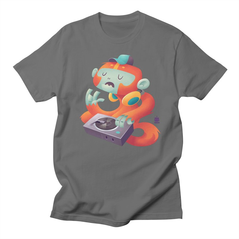 Stereo Monkey by Frankentoon Women's T-Shirt by Frankentoon Merchandise