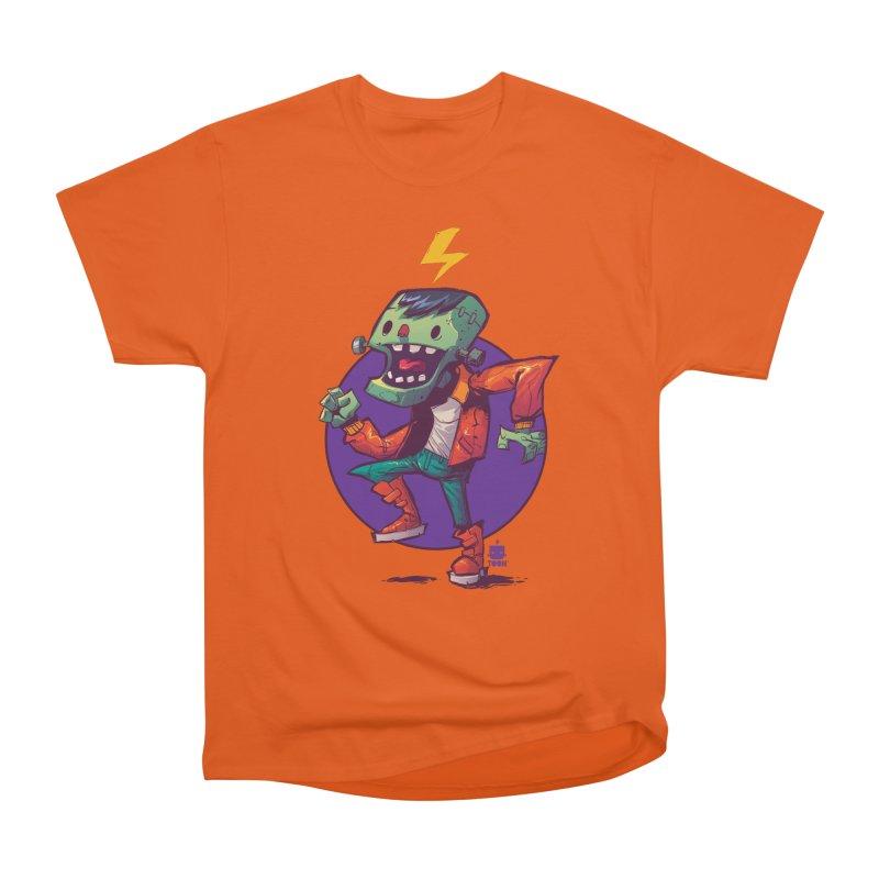 Frankie Dance by Frankentoon Women's Heavyweight Unisex T-Shirt by Frankentoon Merchandise