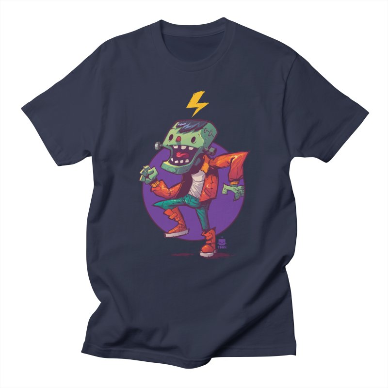 Frankie Dance by Frankentoon Men's T-Shirt by Frankentoon Merchandise