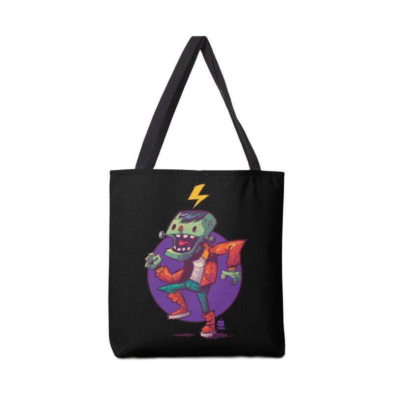 Frankie Dance by Frankentoon Accessories Tote Bag Bag by Frankentoon Merchandise