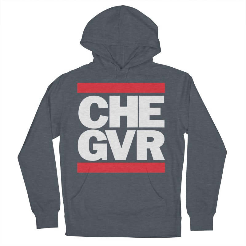 The King Of Revolution Men's French Terry Pullover Hoody by Frankie hi-nrg mc & le magliette