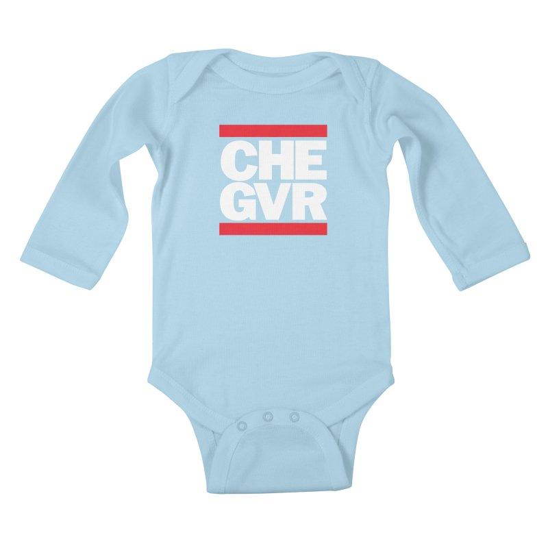 The King Of Revolution Kids Baby Longsleeve Bodysuit by Frankie hi-nrg mc & le magliette