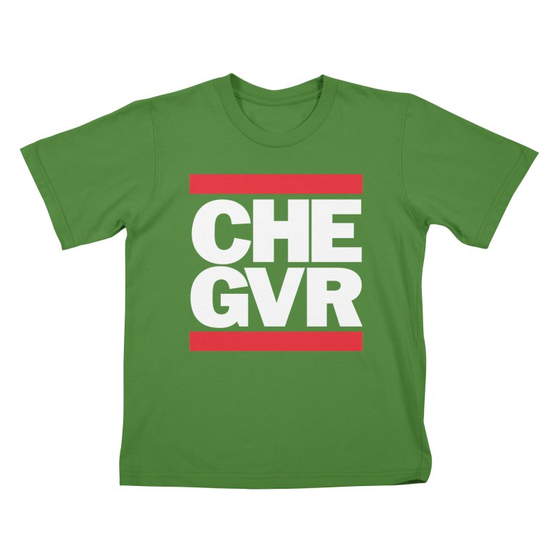 The King Of Revolution Kids T-Shirt by Frankie hi-nrg mc & le magliette