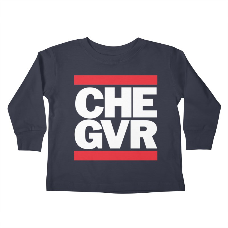 The King Of Revolution Kids Toddler Longsleeve T-Shirt by Frankie hi-nrg mc & le magliette