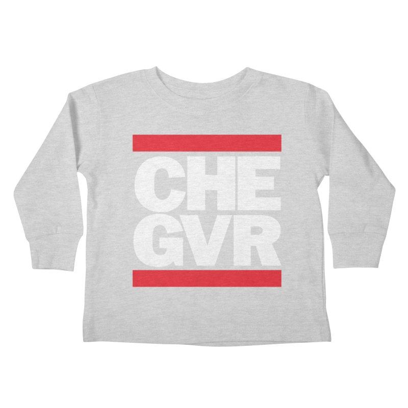 The King Of Revolution Kids Toddler Longsleeve T-Shirt by Frankie hi-nrg mc & le magliette