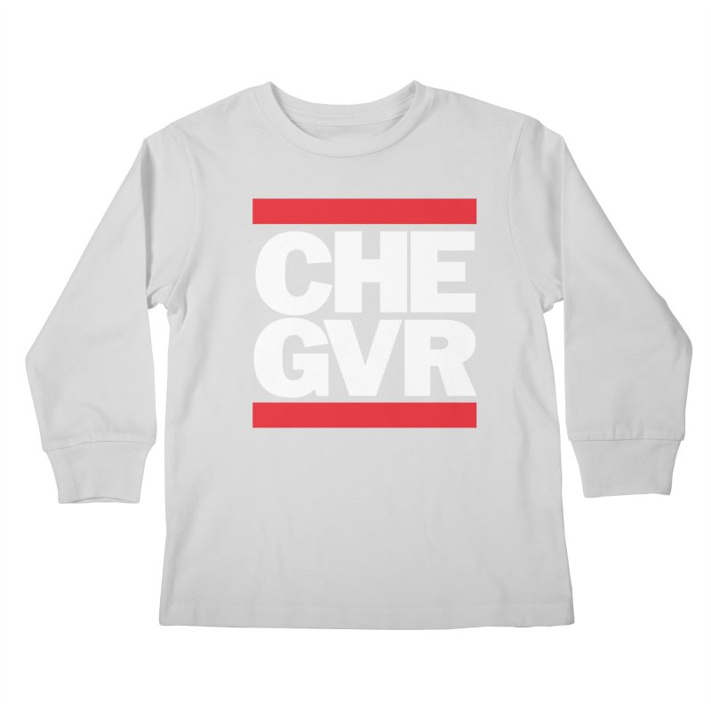 The King Of Revolution Kids Longsleeve T-Shirt by Frankie hi-nrg mc & le magliette