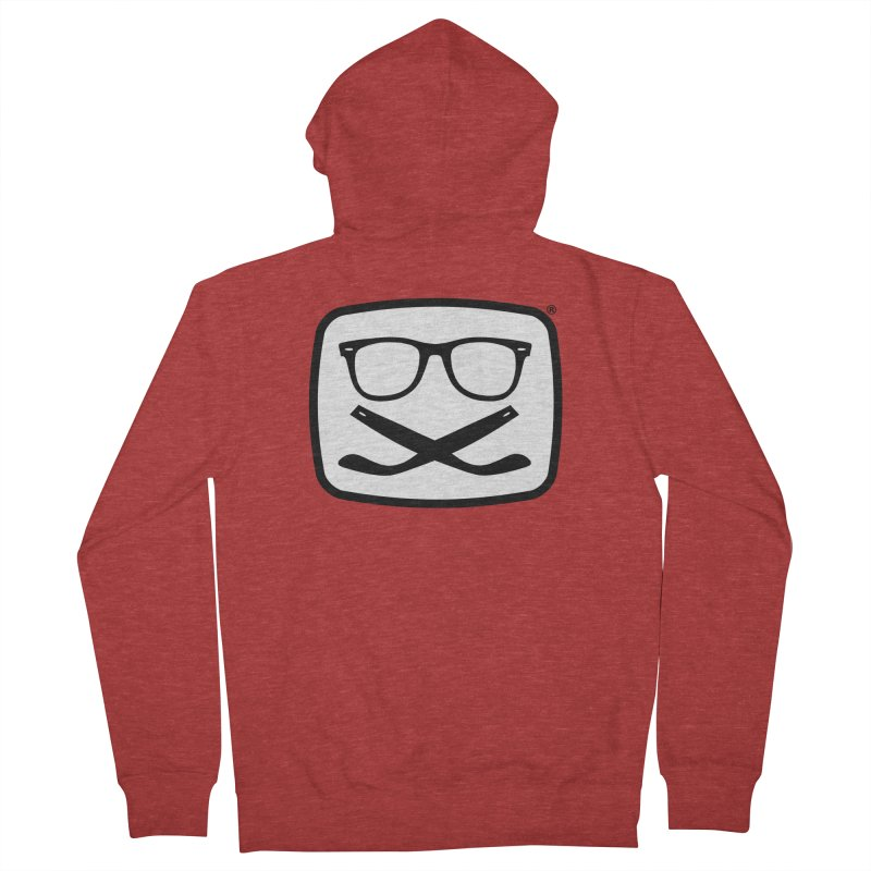 The Origginal Maglietta Men's French Terry Zip-Up Hoody by Frankie hi-nrg mc & le magliette