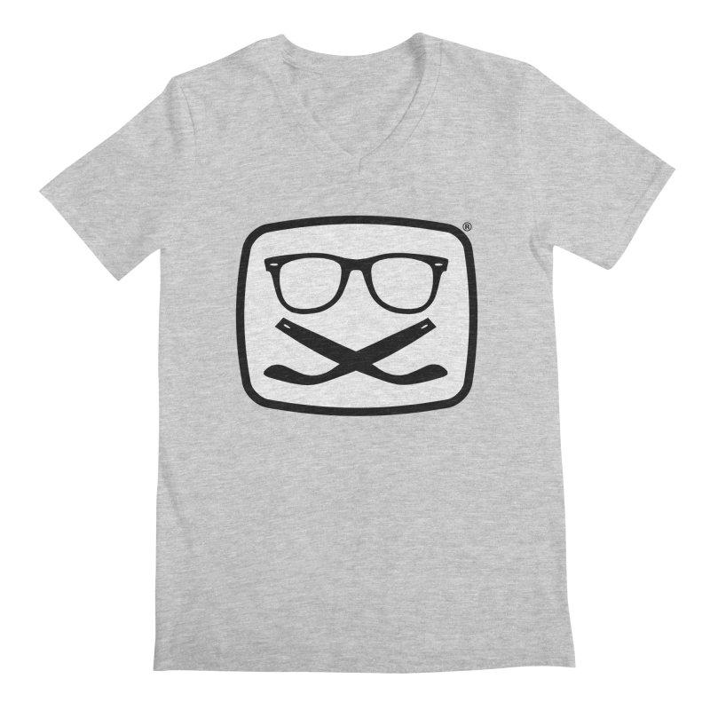 The Origginal Maglietta Men's Regular V-Neck by Frankie hi-nrg mc & le magliette