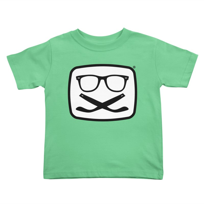 The Origginal Maglietta Kids Toddler T-Shirt by Frankie hi-nrg mc & le magliette