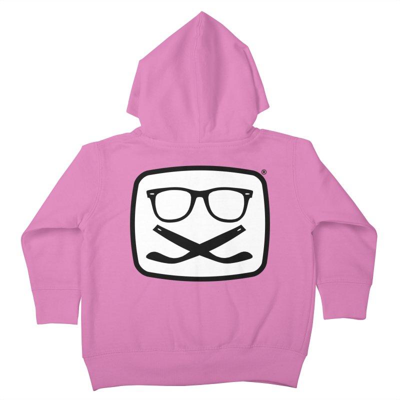 The Origginal Maglietta Kids Toddler Zip-Up Hoody by Frankie hi-nrg mc & le magliette
