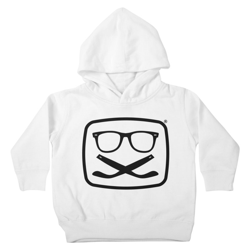 The Origginal Maglietta Kids Toddler Pullover Hoody by Frankie hi-nrg mc & le magliette