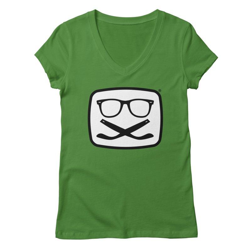 The Origginal Maglietta Women's V-Neck by Frankie hi-nrg mc & le magliette