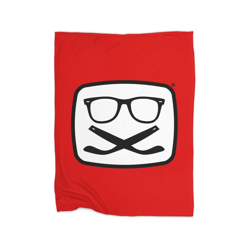 The Origginal Maglietta Home Fleece Blanket Blanket by Frankie hi-nrg mc & le magliette