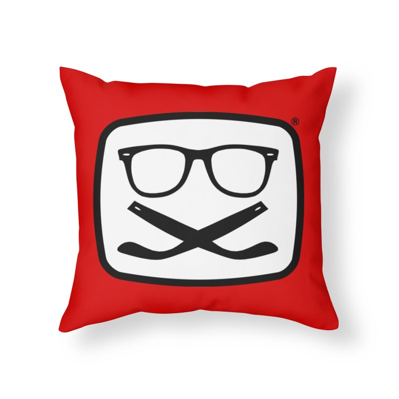 The Origginal Maglietta Home Throw Pillow by Frankie hi-nrg mc & le magliette
