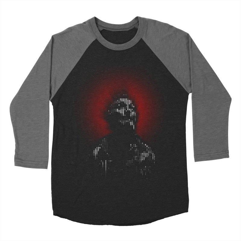 Modern Saint Women's Baseball Triblend T-Shirt by Frankie hi-nrg mc & le magliette