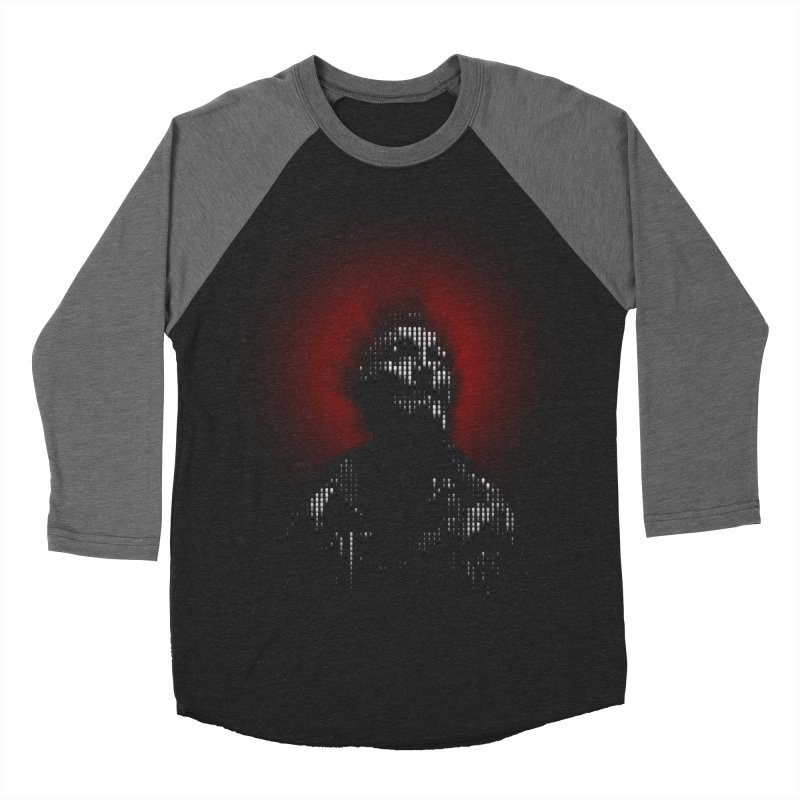Modern Saint Men's Baseball Triblend T-Shirt by Frankie hi-nrg mc & le magliette