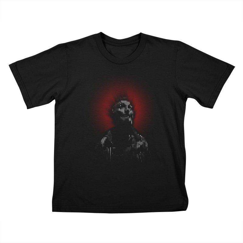 Modern Saint Kids T-shirt by Frankie hi-nrg mc & le magliette