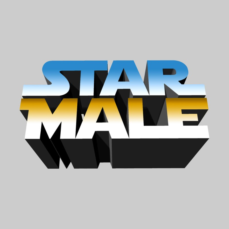 Star Male by Frankie hi-nrg mc & le magliette