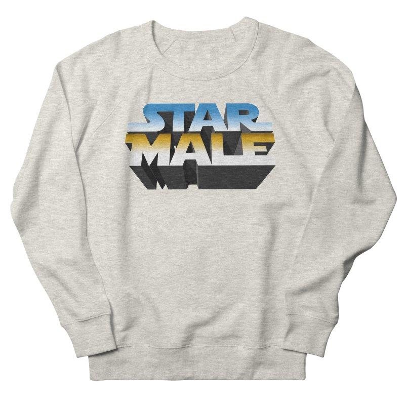 Star Male Men's Sweatshirt by Frankie hi-nrg mc & le magliette